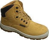 "Men's S Fellas by Genuine Grip 6052 Poseidon Comp Toe WP 6"" Hiker Work Boot"