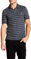 Original Penguin Neon Stripe Polo