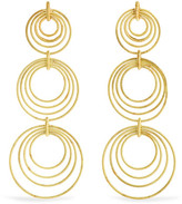 Buccellati Hawaii Waikiki 18-karat Gold Earrings