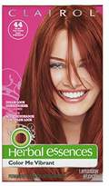 Herbal Essences Color Me Vibrant Permanent Hair Color 044 Paint The Town 1 Kit