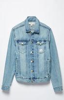 Calvin Klein Reissue Logo Denim Trucker Jacket
