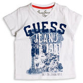 Guess Crackle Logo T-Shirt