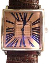 Roger Dubuis Golden Square G43 18K White Gold 43mm Watch