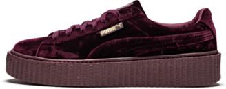 Puma Creeper Velvet Shoes - Size 10W