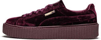 Puma Creeper Velvet Shoes - Size 7W