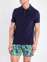Vilebrequin Pacific towelling polo shirt