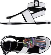 Pierre Hardy Thong sandals
