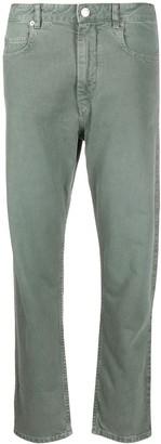 Etoile Isabel Marant High Rise Slim-Fit Jeans