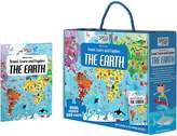 SASSI Travel, Learn and Explore The Earth Book and Puzzle