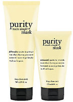 philosophy Purity Deep-Clean Mask 8oz & 4oz Duo