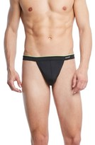 2xist Men's Sliq Microfiber Thong
