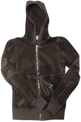 Juicy Couture Brown Velvet Jackets