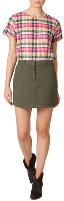 Skin and Threads Cargo Skirt