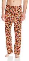 MJC International Men's Under Disguse Halloween Me So Corny Candy Corn Toss Sleep Lounge Pant