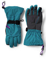 Classic Girls Expedition Gloves-Black