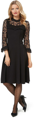 Review Marlowe Ponte Dress