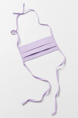 Urban Outfitters Solid Reusable Cotton Face Mask