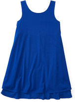 Ralph Lauren Tiered Sleeveless Dress