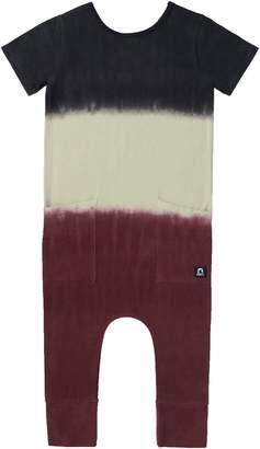 RAGS Licorice Dip Dye Romper