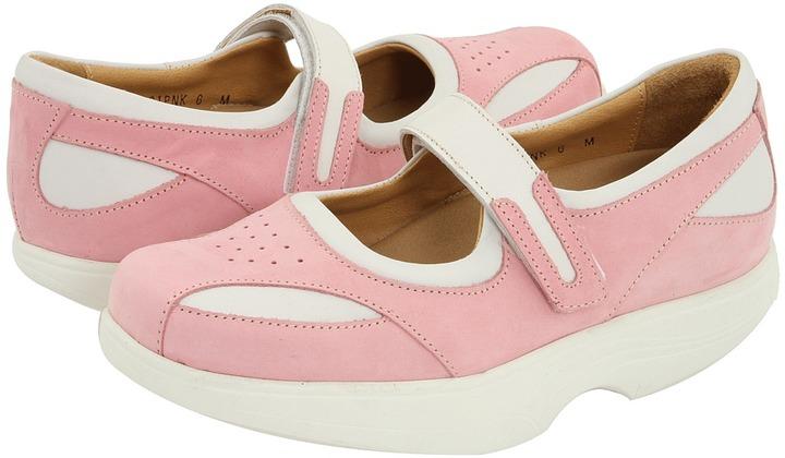 Cogent Jill (Pink Nubuck) - Footwear