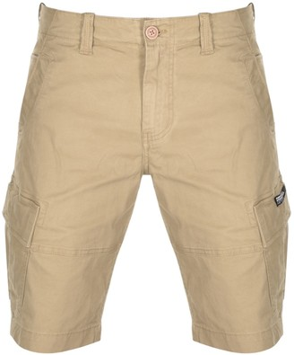 Superdry Core Cargo Lite Shorts Beige