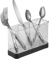 InterDesign Forma Utensil, Spatula, Silverware Holder for Kitchen Countertop Storage