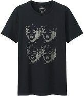 Uniqlo Men's SPRZ NY Andy Warhol Graphic Tee