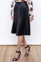 Do & Be Accordion Pleated Skirt