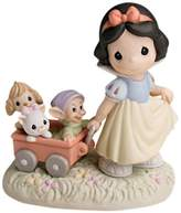 "Precious Moments Disney Collection ""Heigh Ho, It's Off To Play We Go"" Figurine"