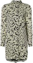 Equipment floral print shirt dress