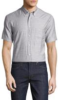 Billy Reid Tuscumbia Short Sleeve Sportshirt