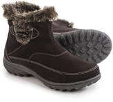 Khombu Gracie Snow Boots - Suede (For Women)
