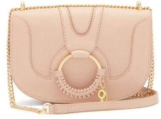See by Chloe Hana Small Leather Cross-body Bag - Light Pink