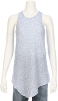 TEE LAB By FRANK & EILEEN Limited Edition Extra Long Ultimate Layer Tank