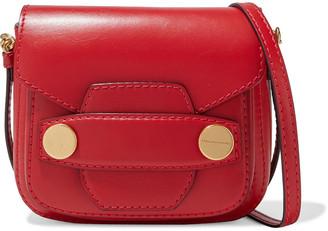 Stella McCartney Popper Mini Studded Faux Leather Shoulder Bag
