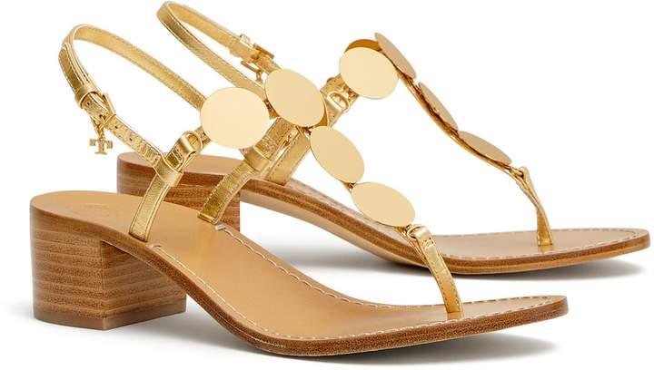 c7a423247e5 Gold Women's Sandals - ShopStyle