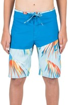 Volcom Boy's Asymmetrical Mod Board Shorts