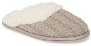 Patricia Green Sugarbush Cable Knit Slipper