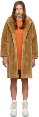Stand Studio Brown Lisen Coat