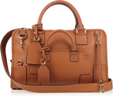Loewe Amazona Multiplication leather tote