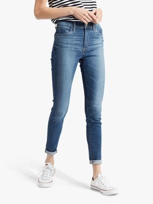 Levi's 720 High Rise Super Skinny Jeans, Love Ride T2