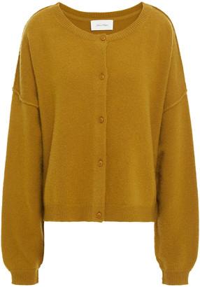 American Vintage Debacity Brushed Merino Wool Cardigan
