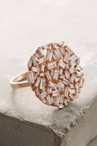 Suzanne Kalan White Diamond Ring in 18k Gold