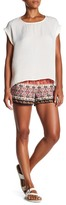 Ppla Issey Printed Short