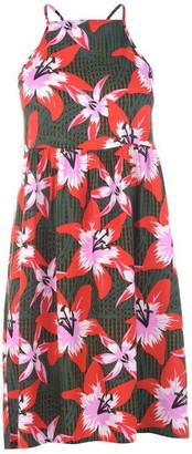 Noisy May Alpha Strap Dress