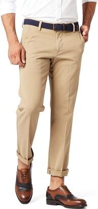 Dockers Slim Fit Workday Khaki Smart 360 Flex Pants Storm (Stretch) 30W x 30L