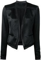 Diane von Furstenberg fitted blazer - women - Viscose - 10