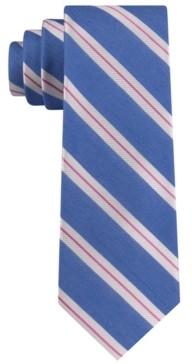 Tommy Hilfiger Men's Tompkin Stripe Slim Tie