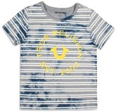 True Religion Boys' Tie-Dye Stripe Tee