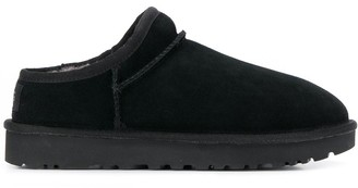 UGG shearling-lined slippers